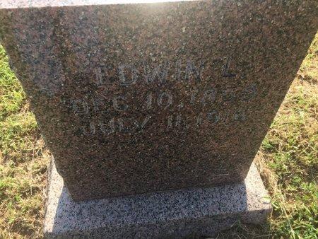 MADDEN, EDWIN L - Alfalfa County, Oklahoma | EDWIN L MADDEN - Oklahoma Gravestone Photos