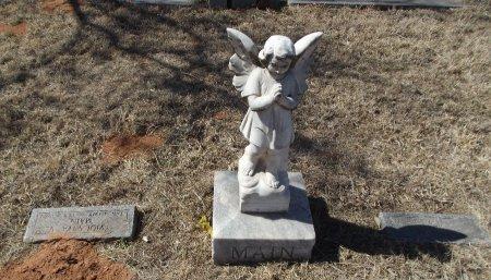 MAIN, FAMILY MARKER - Alfalfa County, Oklahoma | FAMILY MARKER MAIN - Oklahoma Gravestone Photos