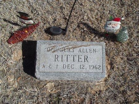 RITTER, DOUGLAS ALLEN - Alfalfa County, Oklahoma   DOUGLAS ALLEN RITTER - Oklahoma Gravestone Photos
