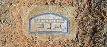 VAN DYKE, FAMILY MARKER - Alfalfa County, Oklahoma | FAMILY MARKER VAN DYKE - Oklahoma Gravestone Photos