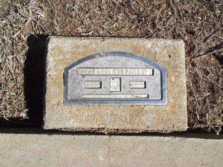 WARE, FAMILY MARKER - Alfalfa County, Oklahoma   FAMILY MARKER WARE - Oklahoma Gravestone Photos