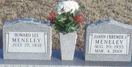 MENELEY, HOWARD LEE - Atoka County, Oklahoma | HOWARD LEE MENELEY - Oklahoma Gravestone Photos