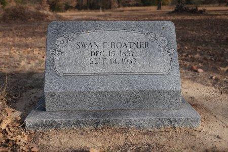 BOATNER, SWANSON FIDELIA - Bryan County, Oklahoma | SWANSON FIDELIA BOATNER - Oklahoma Gravestone Photos