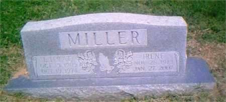 MILLER, IRENE MARIE - Bryan County, Oklahoma | IRENE MARIE MILLER - Oklahoma Gravestone Photos