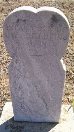 ADKINS, INFANT - Caddo County, Oklahoma | INFANT ADKINS - Oklahoma Gravestone Photos
