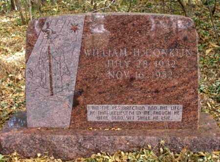 CONKLIN, WILLIAM H - Caddo County, Oklahoma   WILLIAM H CONKLIN - Oklahoma Gravestone Photos