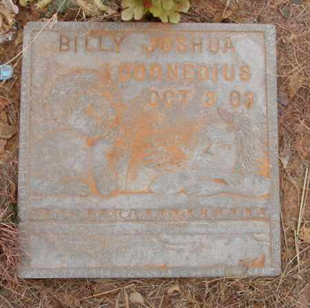 CORNEOIUS, BILLY JOSHUA - Caddo County, Oklahoma | BILLY JOSHUA CORNEOIUS - Oklahoma Gravestone Photos
