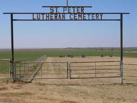 *ENTRANCE AND OVERVIEW,  - Caddo County, Oklahoma |  *ENTRANCE AND OVERVIEW - Oklahoma Gravestone Photos
