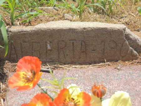 GUNTER, ALBERTA - Caddo County, Oklahoma | ALBERTA GUNTER - Oklahoma Gravestone Photos