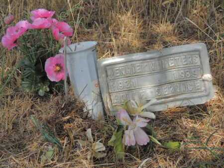 PETERS, JENNIE V - Caddo County, Oklahoma | JENNIE V PETERS - Oklahoma Gravestone Photos
