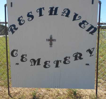 *SIGN,  - Caddo County, Oklahoma |  *SIGN - Oklahoma Gravestone Photos