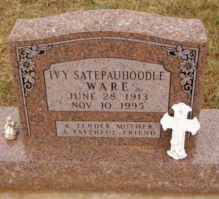 STAEPAUHOODLE, IVY - Caddo County, Oklahoma   IVY STAEPAUHOODLE - Oklahoma Gravestone Photos