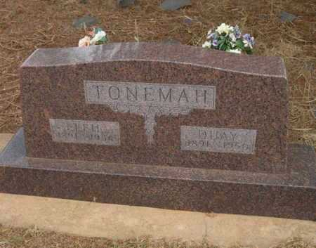 TONEMAH, EFFIE - Caddo County, Oklahoma | EFFIE TONEMAH - Oklahoma Gravestone Photos