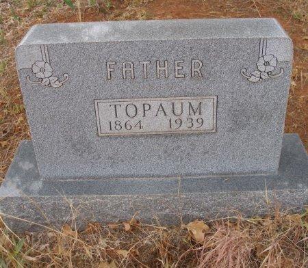 TOPAUM, . - Caddo County, Oklahoma | . TOPAUM - Oklahoma Gravestone Photos