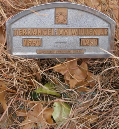 WILLEY JR, TERRANCE RAY - Caddo County, Oklahoma | TERRANCE RAY WILLEY JR - Oklahoma Gravestone Photos