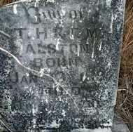 ALSTON, MAUD - Carter County, Oklahoma | MAUD ALSTON - Oklahoma Gravestone Photos