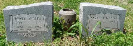 ADAMS, SARAH ELIZABETH - Cherokee County, Oklahoma | SARAH ELIZABETH ADAMS - Oklahoma Gravestone Photos