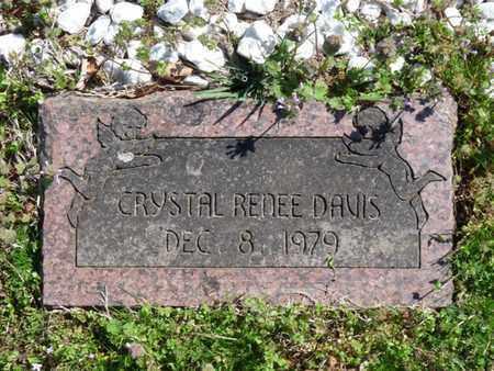 DAVIS, CRYSTAL RENEE - Cherokee County, Oklahoma | CRYSTAL RENEE DAVIS - Oklahoma Gravestone Photos