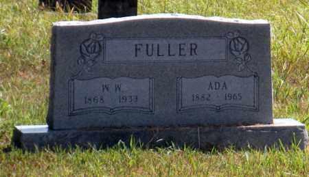 FULLER, WILLIAM WASHINGTON - Cherokee County, Oklahoma | WILLIAM WASHINGTON FULLER - Oklahoma Gravestone Photos
