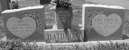 HATHCOAT, FAYE - Cherokee County, Oklahoma | FAYE HATHCOAT - Oklahoma Gravestone Photos