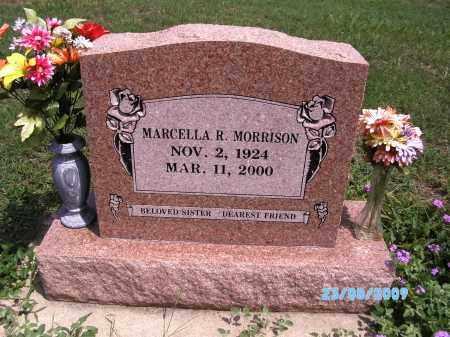 MORRISON, MARCELLA R - Cherokee County, Oklahoma | MARCELLA R MORRISON - Oklahoma Gravestone Photos