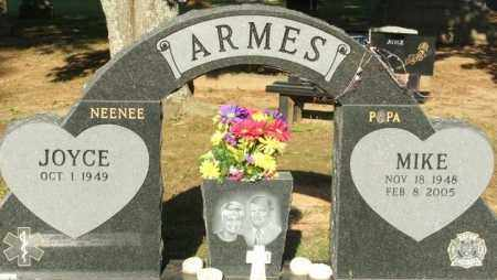 ARMES, MIKE - Choctaw County, Oklahoma | MIKE ARMES - Oklahoma Gravestone Photos