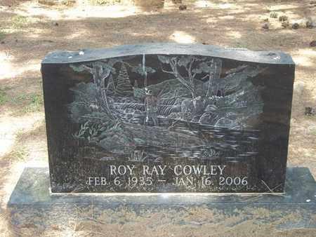 COWLEY, ROY RAY - Choctaw County, Oklahoma | ROY RAY COWLEY - Oklahoma Gravestone Photos