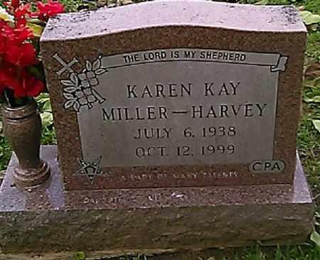 HARVEY, KAREN KAY - Choctaw County, Oklahoma | KAREN KAY HARVEY - Oklahoma Gravestone Photos
