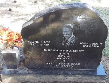 HICKS, KENNETH (BACKVIEW) - Choctaw County, Oklahoma | KENNETH (BACKVIEW) HICKS - Oklahoma Gravestone Photos
