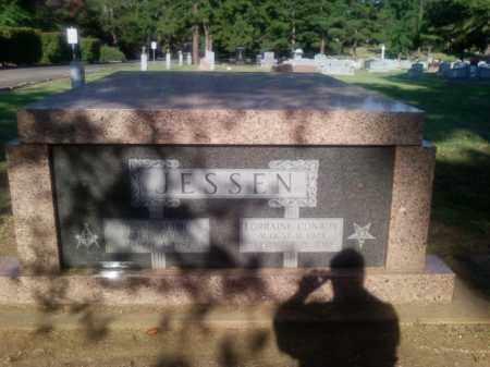 JESSEN, JESSE ALTHO - Choctaw County, Oklahoma | JESSE ALTHO JESSEN - Oklahoma Gravestone Photos