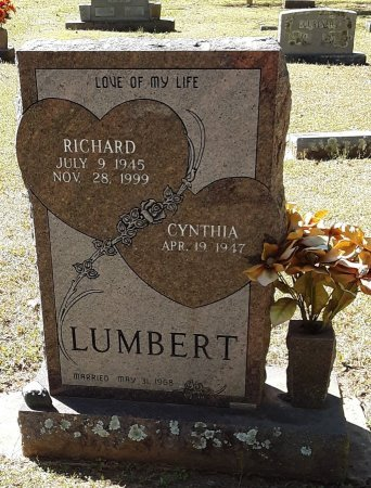 LUMBERT, RICHARD - Choctaw County, Oklahoma | RICHARD LUMBERT - Oklahoma Gravestone Photos