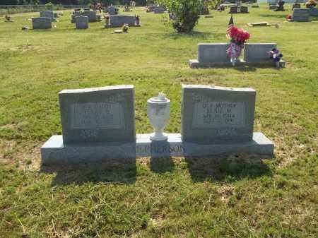 MCPHERSON, ELSIE M - Choctaw County, Oklahoma | ELSIE M MCPHERSON - Oklahoma Gravestone Photos