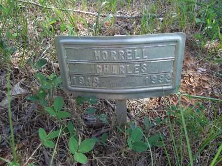 MORRELL, CHARLES - Choctaw County, Oklahoma   CHARLES MORRELL - Oklahoma Gravestone Photos