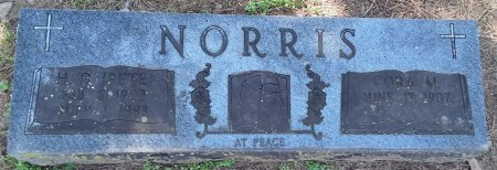 NORRIS, H D - Choctaw County, Oklahoma | H D NORRIS - Oklahoma Gravestone Photos