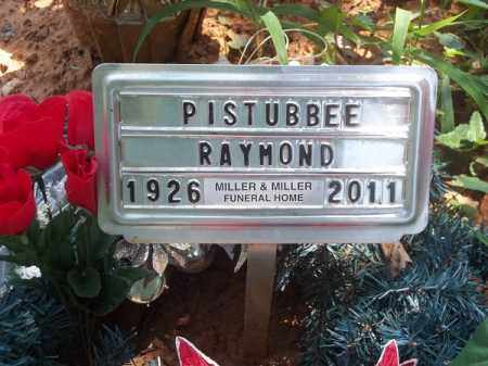 PISTUBBEE, RAYMOND - Choctaw County, Oklahoma | RAYMOND PISTUBBEE - Oklahoma Gravestone Photos