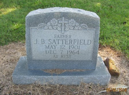 SATTERFIELD, J. B. - Choctaw County, Oklahoma | J. B. SATTERFIELD - Oklahoma Gravestone Photos