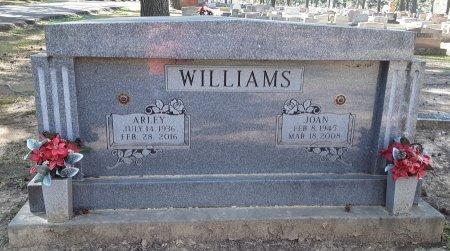 WILLIAMS, JOAN - Choctaw County, Oklahoma | JOAN WILLIAMS - Oklahoma Gravestone Photos