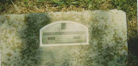 YARBROUGH, ELLA LEE - Choctaw County, Oklahoma | ELLA LEE YARBROUGH - Oklahoma Gravestone Photos