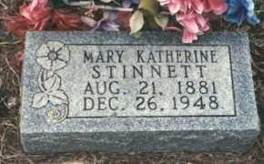 CHAMBERS STINNETT, MARY KATHERINE - Coal County, Oklahoma | MARY KATHERINE CHAMBERS STINNETT - Oklahoma Gravestone Photos