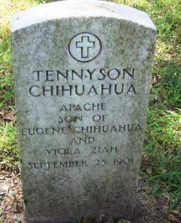 CHIHUAHUA, TENNYSON - Comanche County, Oklahoma | TENNYSON CHIHUAHUA - Oklahoma Gravestone Photos