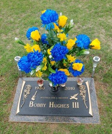 HUGHES, BOBBY III - Comanche County, Oklahoma | BOBBY III HUGHES - Oklahoma Gravestone Photos