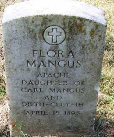 MANGUS, FLORA - Comanche County, Oklahoma | FLORA MANGUS - Oklahoma Gravestone Photos