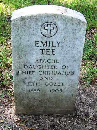 CHIHUAHUIA TEE, EMILY - Comanche County, Oklahoma | EMILY CHIHUAHUIA TEE - Oklahoma Gravestone Photos