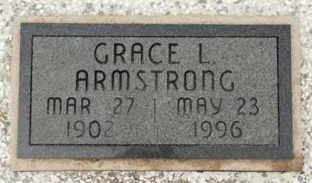 ARMSTRONG, GRACE LORENA - Craig County, Oklahoma | GRACE LORENA ARMSTRONG - Oklahoma Gravestone Photos