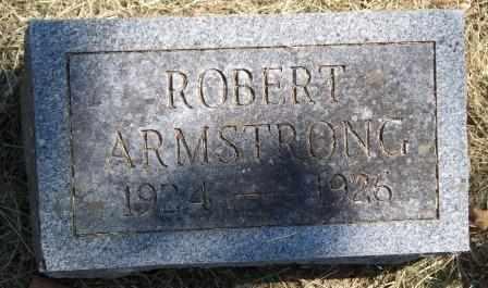 ARMSTRONG, ROBERT - Craig County, Oklahoma | ROBERT ARMSTRONG - Oklahoma Gravestone Photos