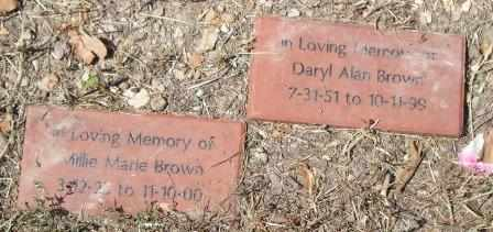 BROWN, DARYL ALAN - Craig County, Oklahoma | DARYL ALAN BROWN - Oklahoma Gravestone Photos