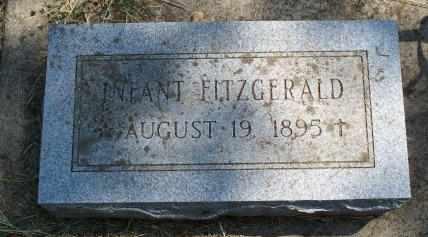 FITZGERALD, INFANT - Craig County, Oklahoma | INFANT FITZGERALD - Oklahoma Gravestone Photos