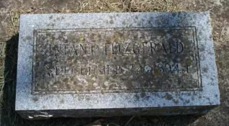 FITZGERALD, INFANT - Craig County, Oklahoma   INFANT FITZGERALD - Oklahoma Gravestone Photos