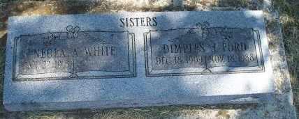 FORD, DIMPLES JEWEL - Craig County, Oklahoma   DIMPLES JEWEL FORD - Oklahoma Gravestone Photos