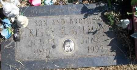 GILMAN, KELLY E - Craig County, Oklahoma | KELLY E GILMAN - Oklahoma Gravestone Photos